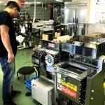 ramen machine training